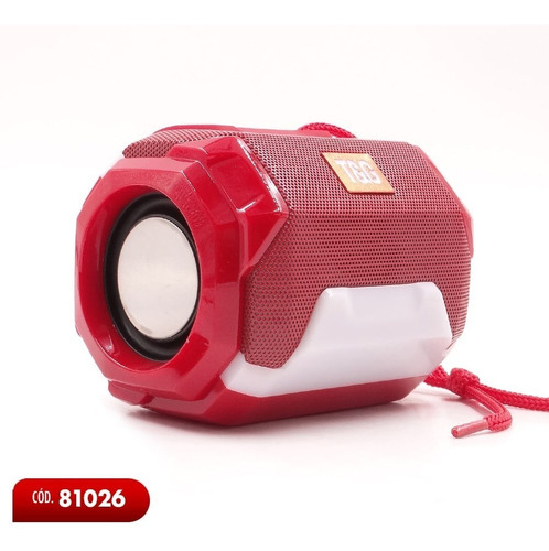 Parlante Con Bluetooth Con Luz