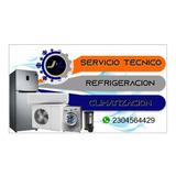 Servicio Tecnico En Refrigeracion Y Aires Acondicionados