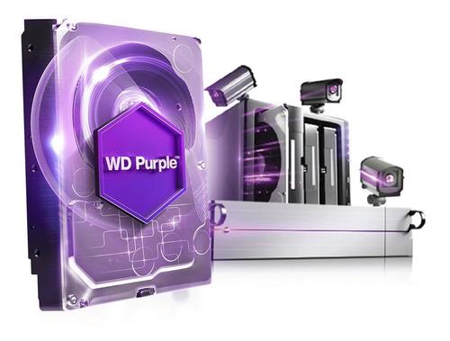 Disco Rigido Western Digital 2tb Purple Sata 6 Gb Rpm Cuotas