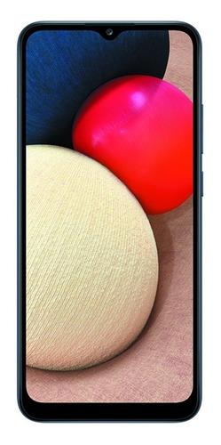 Samsung Galaxy A02s 64 Gb Azul 4 Gb Ram