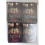 Roma Temporada 1 Completa Nuevo 4 Dvd Original Serie C/u