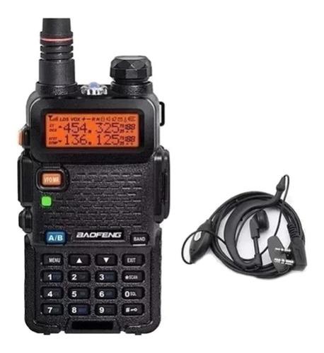 Radio Transmisor Walkie Talkie Baofeng Uv-5r Dual Band