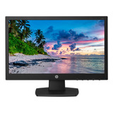 Monitor Hp V194 Led 18.5  Negro 110v/220v