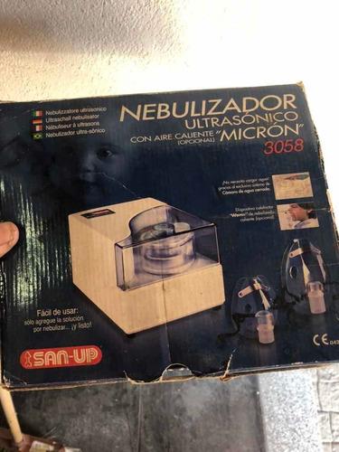 Nebulizador Sanup 2 Usos