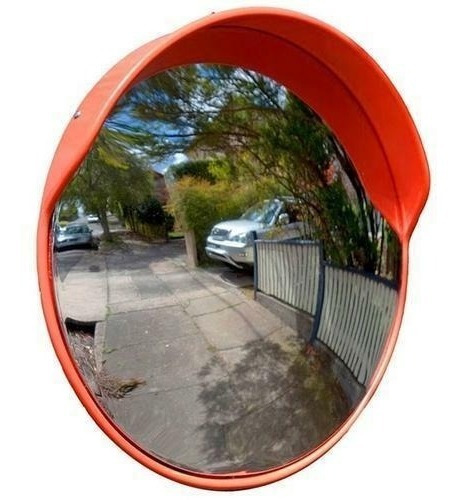 Espejo De Seguridad Convexo  80 Cm De Diametro Foto 1