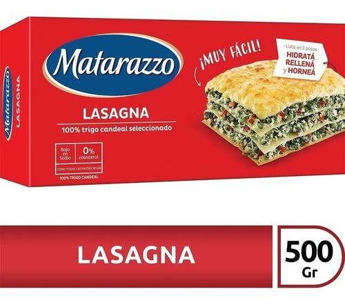 Lasagna Matarazzo X500 Gr