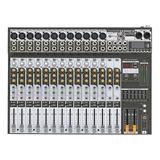 Console  Soundcraft Sx1602fx Usb  De Mistura 110v/220v