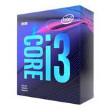 Intel Core I3-9100f Coffee Lake Lga1151v2, Quadcore, 3.6ghz