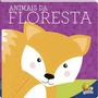 Livro Amigos Fofos Animais Da Floresta Todo Livro Novo Original