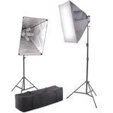 Kit De Iluminacion Para Fotografía Y Video 2000 Watts