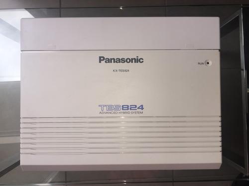 Central Telefónica Panasonic Kx-tes824