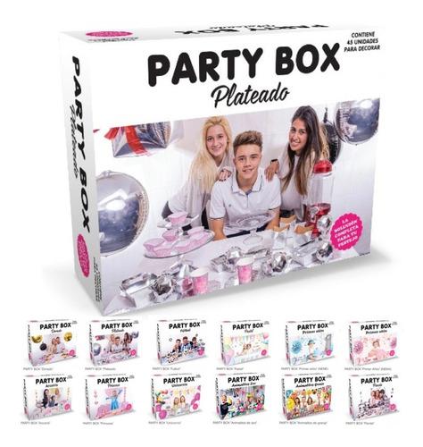 Kit Decoración Cumpleaños Varios Modelos - Set Deco Cotillón