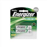 Caja 12 Pilas Recargables Energizer Aaa 700mah