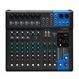 Consola Mixer Yamaha Mg12xuk 12 Canales Fx Usb