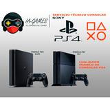 Servicio Técnico Consolas Y Controles Ps4, Ps3, Xbox One