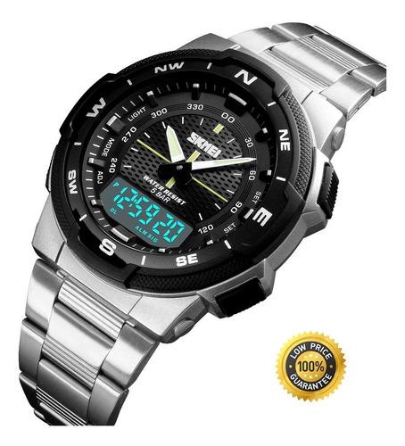 Reloj De Hombre Elegante Diseño Y Calidad, Precio Especial