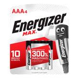 Pila Aaa Energizer Max Alcalina -blister 12 Unidades