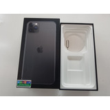 Caja Vacía De iPhone 11 Pro Max Space Gray 64gb, Fotos Reale