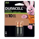 Pilas Recargables Duracell Aa X2u - Oferta En Sweet Market