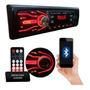 Aparelho De Som Carro Automotivo Bluetooth Pendrive Sd Rádio Original
