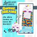 Happy Sleeping Almohada Para Dormir Napper -  Sweet Dreams