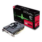Sapphire Radeon Rx 550 4gb Ddr5 Dvi Dp Hdmi 4k Bajo Consumo