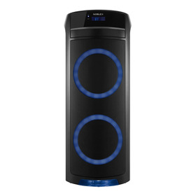 Parlante Noblex Mnt390 Portátil Con Bluetooth Negro