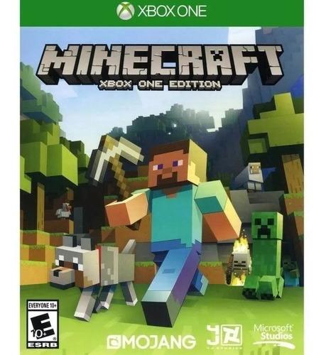 Minecraft Xbox One Digital Codigo Original