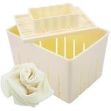 Mangocore Tofu Maker Press Mold Kit + Cheese Cloth Soy !