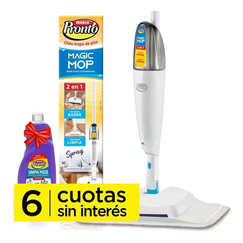Magic Mop 2 En 1 + Limpia Pisos De Regalo