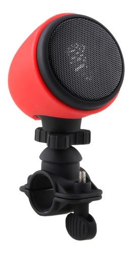 Parlante Bluetooth Bici Moto Resistente Agua Manos Libres