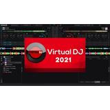 Virtual Dj 8 .5 2021 Fácil De Instalar Infinity Full