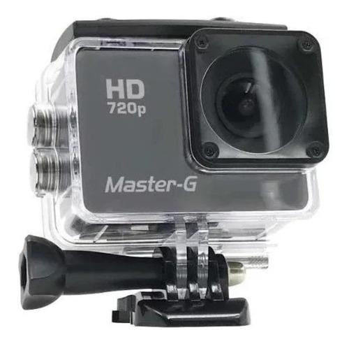 Cámara Deportiva Master-g Hd 720 Action Cam.