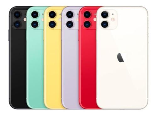 iPhone 11 128gb Nuevos Y Sellados C/garantía Apple! En Stock