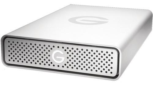 Disco Externo G Drive Usb C 6tb Gtechnology Escritorio Usbc