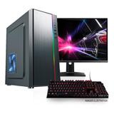 Pc Gamer Armada Amd Ryzen 3200g 8gb 1tb Graficos Vega8 Hdmi