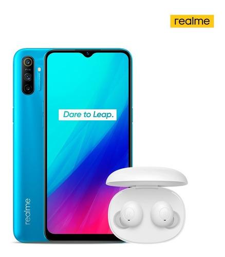 Celular Realme C3 + Buds Q
