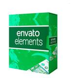 Envato Elements - 6 Meses - Downloads Ilimitados