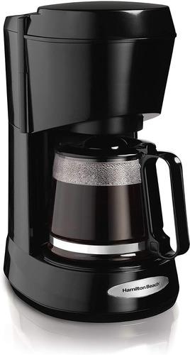 Cafetera Para 5 Tazas 1.2 Litros Hamilton Beach Mod. 48136