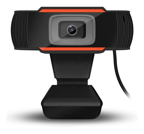 Camara Web Webcam Hd 720p Usb Microfono Video Zoom