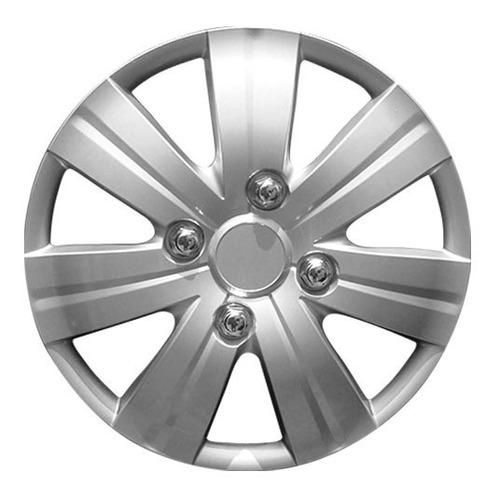 Tapas De Rueda 15  Silver V120-ss-15*