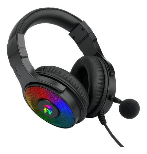 Auricular Gamer Redragon Pandora H350rgb Rgb
