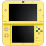 New Nintendo 3ds Xl Yellow Pikachu Macrotec
