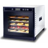 Norvish - Máquina Deshidratadora De Alimentos | 6 Bandejas D