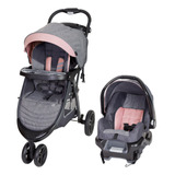 Coche Baby Trend Skyline 35 Travel System Pink