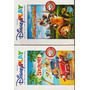 Dvd Kit Disney 2 Filmes Selvagem E Stitch ! Original