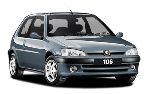 Cambio Aceite Y Filtro Peugeot 106 S16 1.6i 16v Desde 1997
