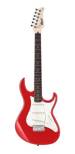 Guitarra Eléctric Cort G200 Srd Strato Guitarra Stratocaster