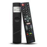 Control Remoto Smart Tv Netflix Para Philco Sansei Quantic