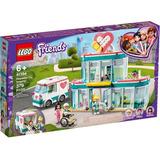 Set De Construcción Lego Hospital De Heartlake City